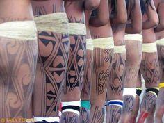 Índias da etnia Xavante.
