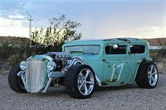 1932 Chevy Rat Rod