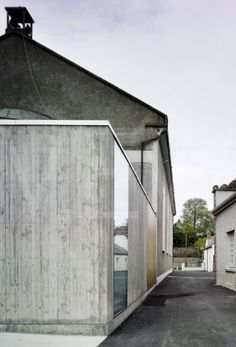 knocktopher friary - odos architects