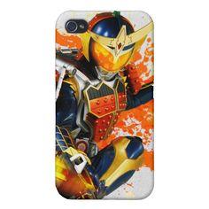 JUAL Kamen Rider Gaim Orange Arms iPhone 4/4S
