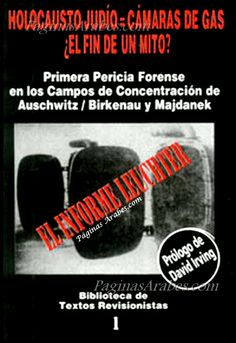 Holocausto Judío = Cámaras de Gas ¿El Fin de un Mito? - (+ Videos)