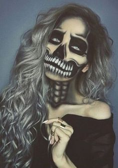 I Need Halloween Ideas - Find your perfect idea for Halloween - Halloween Makeup - Halloween Costumes - Halloween Decorations & Supplies ! This Is My Halloween Costume - Halloween T-shirt Designs Looks Halloween, Halloween Inspo, Halloween Cosplay, Scary Halloween, Halloween Party, Halloween Face Makeup, Happy Halloween, Halloween Music, Halloween 2016