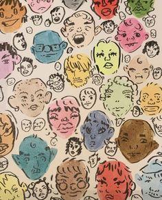 Pretty Art, Cute Art, Art Sketches, Art Drawings, Indie Drawings, Arte Indie, Arte Sketchbook, Art Hoe, Hippie Art