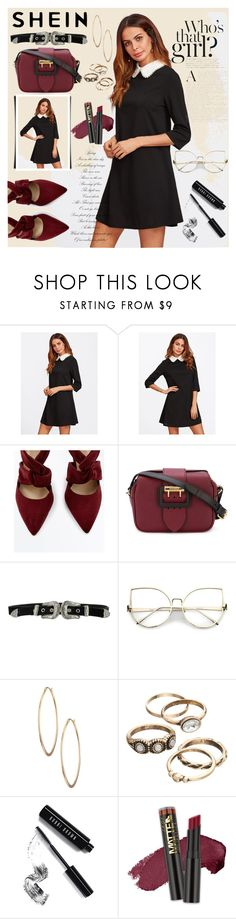"""""""Bez naslova #225"""" by sabina-mehic123 ❤ liked on Polyvore featuring Burberry, B-Low the Belt, Lydell NYC, Bobbi Brown Cosmetics and L.A. Girl"""