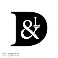 DESIGN & LIFE | design by sajjad salimi #sajjadsalimi #sajjad_salimi #logo #monogram #life #design #دیزاین #زندگی #لوگو #سجادسلیمی