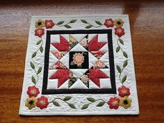 Miniature quilt pattern CONTRARY WIFE by AnniesQuiltCraft on Etsy, $6.60