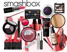 """""""Smashbox"""" by xokatelynnxo on Polyvore"""