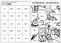 SOS PROFESSOR-ATIVIDADES: Numeração romana                                                                                                                                                                                 Mais