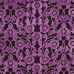 brocatelle - viola