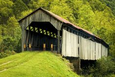 15. Knowlton Covered Bridge