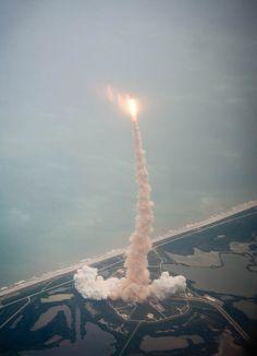 Space shuttle Atlantis - STS-135