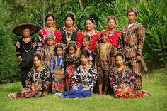 Mangyan is the generic name for the eight indigenous groups found on the island of Mindoro, southwest of island of Luzon, the Philippines, each with its own tribal name, language, and customs. The total population may be around 100,000, but official statistics are difficult to determine under the conditions of remote areas, reclusive tribal groups and some having little if any outside world contact.