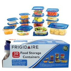 These food storage containers are microwave-safe, dishwasher-safe and freezer-safe! Get a set of 30 in this #DailyDealByJillee