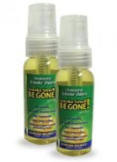 Smoke Smell Be-Gone! Smoke & Odors Eliminator for Home, Office & Car. Natural Non-Aerosol Air Freshener 1.1oz (33ml), Lemon Scent (Pack of 2 // Description Smoke Smell Be Gone! quickly gets rid of cigarette and other smoke smells in your car or house through its blend of natural herb and weed extracts. You no longer have to search for a smoke odor eliminator, buy a smoke eater or get a sm// read more >>> http://Pulliam735.iigogogo.tk/detail3.php?a=B00APVBD0A