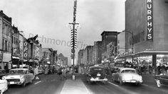 Ricmond VA, december 1955