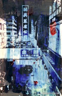 Original Cities Photography by Sven Pfrommer Mixed Media Photography, Urban Photography, Color Photography, Photography Ideas, Street Photography, City Landscape, Urban Landscape, Landscape Paintings, Landscapes