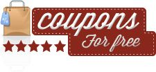 #Coupons for free