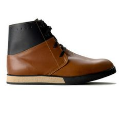 Image of VELT Shoes NO Ø5 Cowhide Leather, Brown Leather, Calf Leather, Shoe 620bebb024dd
