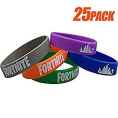 How to Plan the Ultimate Fortnite Birthday Party - Supplies, Decorations, Invitations, Favors, Games and Gifts - Trendy Home Kitchen Fortnite Party Favor Bracelets 9th Birthday Parties, Birthday Party Games, Birthday Party Favors, Birthday Fun, Birthday Party Decorations, 10th Birthday, Boy Party Favors, Party Gifts, Diy Cadeau