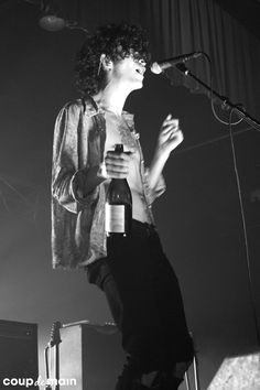 Review: THE 1975 - Logan Campbell Centre, January 2015.