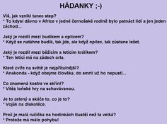 hádanky pro děti - Hledat Googlem Scp, Puzzles, Diy And Crafts, Jokes, Humor, Funny Things, Meme, Funny Stuff, Puzzle
