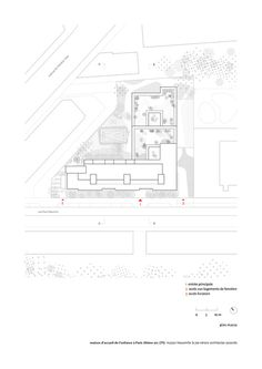 Welfare Centre for Children and Teenagers,Site Plan 2