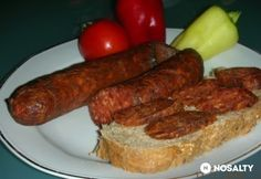 Sausage, Dishes, Meat, Food, Sausages, Tablewares, Essen, Meals, Yemek