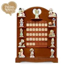 1000 images about perpetual wooden calendars on pinterest perpetual calendar wooden calendar - Wooden perpetual wall calendar ...
