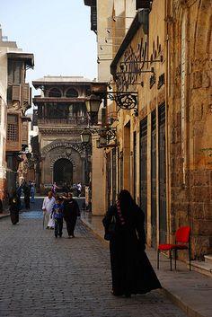Mu'izz Street - Islamic Cairo, Egypt