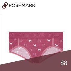 Large PINK Logo Hipster NWT PINK Victoria's Secret Intimates & Sleepwear Panties