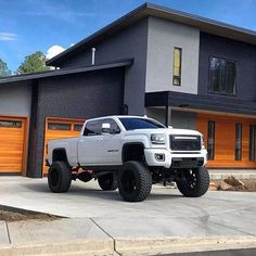 jacked up chevy trucks pictures Jacked Up Chevy, Lifted Chevy Trucks, Gm Trucks, Jeep Truck, Cool Trucks, Pickup Trucks, Chevy Pickups, Chevy Duramax, Truck Memes
