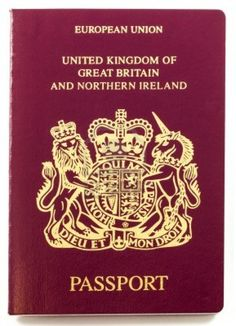 So I'll have an American passport.. But still, this has a friggen unicorn