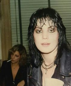 (^o^) Joan Jett backstage