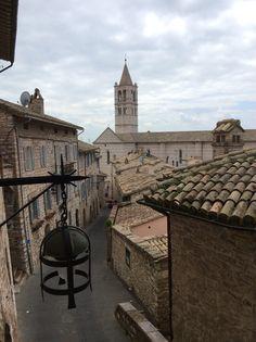 Assis, Italy (by Gina Masello)