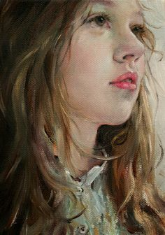 "Moonglance Figure Original in Oil 5""x7""x1 5' OOAK Portrait | eBay"