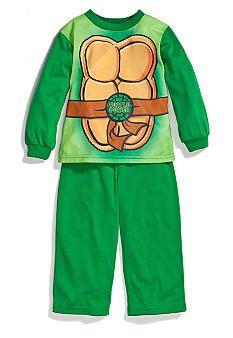 Nickelodeon™ 2-Piece Ninja Turtles Suit Pajama Set Boys 4-10