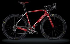 Wilier - Cento1SR - Red