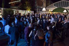 gala evening in showroom #Cersaie2013