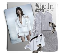 """SheIn 9"" by monmondefou ❤ liked on Polyvore featuring Givenchy"