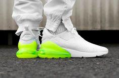 Nike Air Max 270 White Volt Dropping Overseas Tomorrow