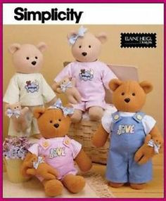 SEWING PATTERN Simplicity 3733