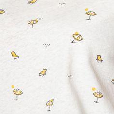 T shirt col rond à motif imprimé TESSON HARTFORD   La Redoute Mobile