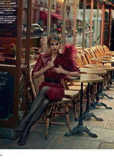 Sofia Boutella (Vogue Arabia)