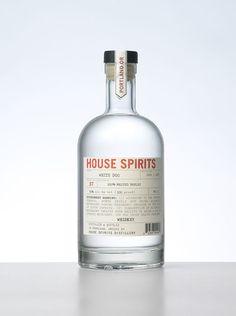Bottle Packaging, Bottle Labels, Vodka Bottle, Whiskey Label, Whisky, Label Design, Packaging Design, Graphic Design, Whiskey House