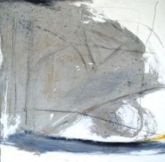 """Gray Seashore""  http://philly.sidearts.com/2012/05/the-art-of-friendship/#"
