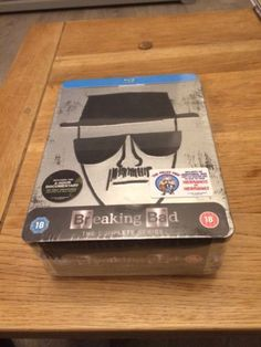 Breaking bad 1-5 #blu-raycomplete series set exclusive #collectors #edition tin,  View more on the LINK: http://www.zeppy.io/product/gb/2/301871169669/