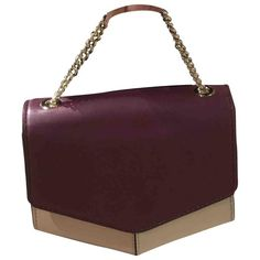 Pre-Owned Sandro Multicolour Pony-style Calfskin Handbag Pony Style, Modern Outfits, Sandro, Parisian, Ready To Wear, Feminine, Romantic, Shoulder Bag, Chic
