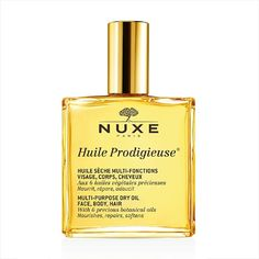 NUXE MULTI-PURPOSE DRY OIL & PERFUME SAMPLE New. Comes with a mini sample size of the matching perfume! :) Nuxe Paris Other