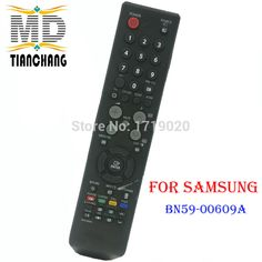 Free Shipping Used BN59-00609A universal remote Control Fit BN59-00709A BN59-00613A AA59-00424A for Samsung TV Controller  #Affiliate