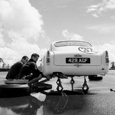 vintage Le Mans Classic